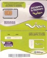 TARJETA TELEFONICA DE BOLIVIA. SIM (008) - Bolivia