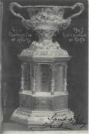 Gand   Challenge Cup De Henley  -   1907   Naar  Châtelineau - Gent