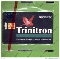 """MEXICO: MX-P-0005 """"Sony Trinitron"""" 01/95 Sealed - Mexico"""