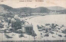 Postcard Enseada De Botafogo Rio De Janeiro Brazil My Ref  B12313 - Rio De Janeiro