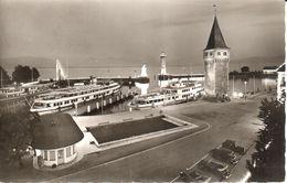 Deutschland - Lindau Im Bodensee Bodensee - Hafenbeleuchtung - Lindau A. Bodensee