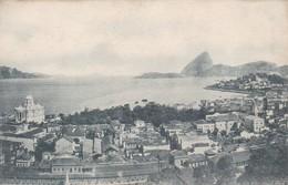 Postcard Entrada Da Barra Do Rio De Janeiro Brazil My Ref  B12314 - Rio De Janeiro