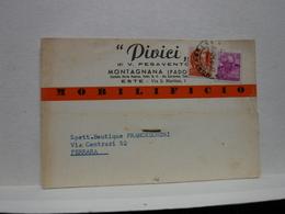 MONTAGNANA   -- PADOVA  ---  PIVICI   --- DI V. PESAVENTO --MOBILIFICIO - Padova (Padua)