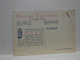 PADOVA  --    CASA DEL CUSCINETTO - Padova (Padua)