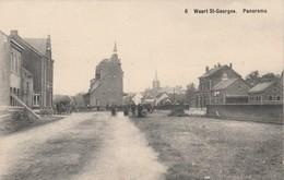 Weert St-Georges,Sint-Joris-Weert , Panorama ,( à Droite,  Gare Du TRAIN ) Statie , Station (laflotte N°6 ) - Oud-Heverlee