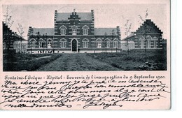 Hainaut : Fontaine L'Evêque. - Fontaine-l'Evêque