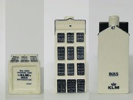 1 Mignonnette KLM BOLS N°47 - VIDE - Miniatures