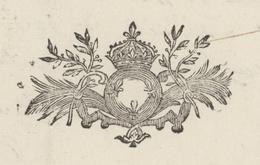 Wittelsheim 1829 Commission De Garde Champêtre - Documentos Históricos