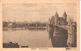 Deutschland - Rhénanie-du-Nord-Westphalie - Bonn - Rheinbrücke - Bonn