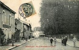 Joinville * Haute Marne * Rue Et Promenade De La Grève * Guillemin Restaurant - Joinville