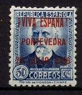 LOCALES PATRIÓTICOS , PONTEVEDRA , ED. 14 * - Emisiones Nacionalistas