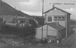 CPA GONFARON - Poste Electrique - Toulon