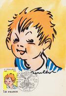 Carte  Maximum  1er  Jour     FRANCE     Francisque   POULBOT    1979 - Cartes-Maximum