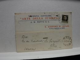 S. MARTINO IN LUPARI    -- PADOVA  - ARTE DELLASTAMPA - Padova (Padua)
