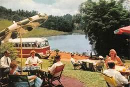 "07929 ""REPUBLIEK VAN SUID AFRIKA - TOERBUS - NABY DURBAN"" ANIMATA, BUS '50 - CART. ORIG. NON SPED. - Sud Africa"