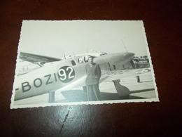 B692  Foto Aereo Bozi 92 Cm10x14,5 - Non Classificati