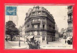 75-CPA PARIS - RUE DE CHAILLOT - Arrondissement: 08