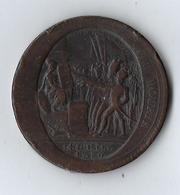 France Monnaie De Confiance De 5 Sols 1792 - 1789 – 1795 Monete Costituzionali