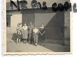 85 ST FLORENT  DES BOIS   SOLDATS ALLEMANDS 1940 - Saint Florent Des Bois