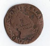 Monnaie PAYS-BAS PROVINCES-UNIES ZÉLANDE Liard 1604 - [ 1] …-1795 : Former Period