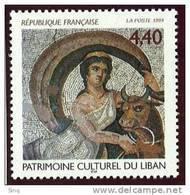 N° 3224 Année 1999, Patrimoine Culturel Du Liban, Faciale 0,67 € - France