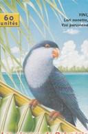 LES OISEAUX DE POLYNESIE...60 UNITES...LORI NONETTE - French Polynesia