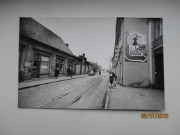 LATVIA , RIGA  STREET VIEW , TRAMWAY   ,  ORIGINAL PHOTO BY G. BIRKMANIS , 0 - Lettonia