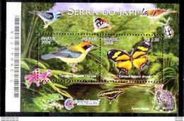 783  Papillons - Butterflies - Bresil 2008 - MNH - Free Shipping - 2,50 - Papillons