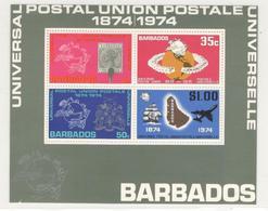 4263 - Bloc - Barbades (1966-...)