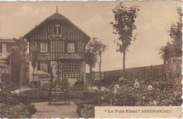 Cpa Dept 14 - Arromanches - Le Puits Fleuri - (circulé En 1936 Voir Scan Recto-verso) - Arromanches