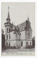 PLASSAC - CHATEAU BELLEVUE - VIN 1er CRU - CPA VOYAGEE - France