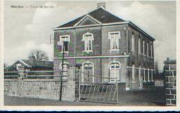 MARCHIN « Ecole De Bel-Air » - Ed. A. Smetz, Saint-Servais - Marchin