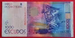 # CAP VERT (Cape Verde) 1000 Escudos [Codé Di Dona] 5/7/2014 UNC - Cap Vert