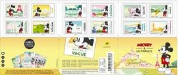 France 2018 Mickey's 90th Birthday With The French Public Cartoon Disney - MNH / Neuf - Commemorrativi