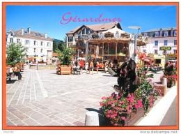 88 Vosges GERARDMER Place Albert Ferry Carte Vierge TBE - Gerardmer