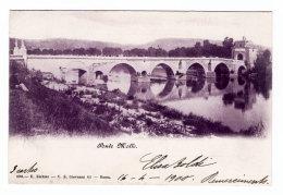 ROMA Ponte Molle Vg 1900 - Bridges