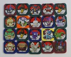 20 Japanese Pokemon Chips - Pokemon