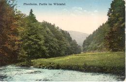 Deutschland - Bade-Wurtemberg - Pforzheim - Partie Im Würmtal - Pforzheim
