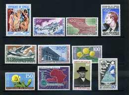 SENEGAL NEUFS SANS CHARNIERES COT  28  €   L 17 - Sénégal (1960-...)