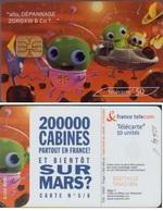F1264E  TELECARTE MOMENTS CRITIQUES   50 U  E.T. 2003/03 PUCE SA1  COTE 22€ - France