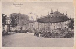 DIEDENHOFEN - THIONVILLE - MOSELLE   (57)  -  CPA ANIMÉE - BEL AFFRANCHISSEMENT POSTAL. - Thionville