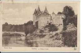Durbuy - La Château D'Ursel - Circulé - BE - Durbuy