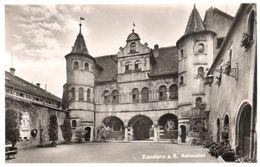 Deutschland - Bade-Wurtemberg - Konstanz - Konstanz A. B. Rathaushof - Konstanz