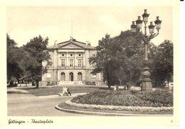 Deutschland - Basse-Saxe - Göttingen - Theaterplatz - Allemagne