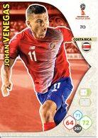 Panini Adrenalyn FIFA World Cup Russia 2018 - Johan VENEGAS N°70 - Trading Cards