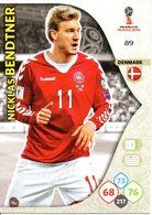 Panini Adrenalyn FIFA World Cup Russia 2018 - Nicklas BENDTNER N°89 - Trading Cards