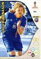 Panini Adrenalyn FIFA World Cup Russia 2018 - Birkir BJARNASON N°186 - Trading Cards