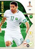 Panini Adrenalyn FIFA World Cup Russia 2018 - Taisir AL-JASSIM N°214 - Trading Cards