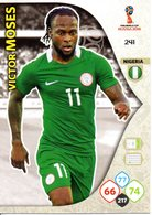 Panini Adrenalyn FIFA World Cup Russia 2018 - Victor MOSES N°241 - Trading Cards