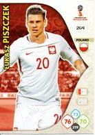 Panini Adrenalyn FIFA World Cup Russia 2018 - Lukasz PISACZEK N°264 - Trading Cards